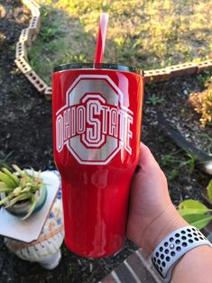 Excited to share this item from my shop: ohio state university tumbler 30 oz