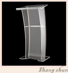 Cheap Pulpit Church Buy Quality Lectern Podium Directly From China Suppliers Clear Acrylic Lucite Chruch Transparent Pmma