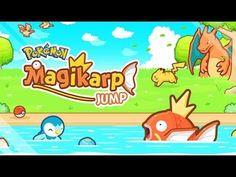 Magikarp Jump - Quick Levelling New Generation