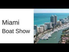 Yachts Vlog - Miami Boat Show / WIDER Yachts