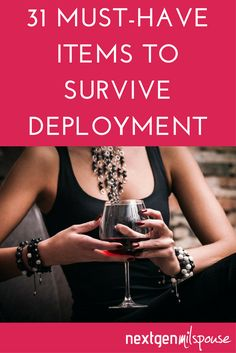 Deployment is coming - be sure you have these things on hand!