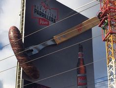 A Costa Rican Brewer Just Inadvertently Made the Most Obscene Billboard Ever | Adweek