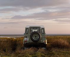 Cars & Life | Cars Fashion Lifestyle Blog: A Trio of Final Land Rover Defender