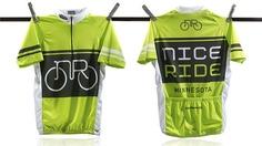 Duffy & Partners Nice Ride Minnesota Bike Jersey
