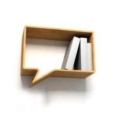 Annotation Bookshelf by Lau Design