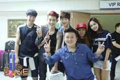 Chanyeol x SBS Roommates