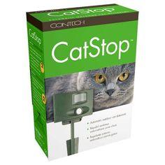 Contech CAT002 Catstop Automatic Outdoor Cat Repellent