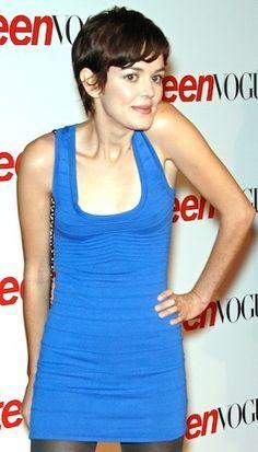 Nora Zehetner. And I like her dress.