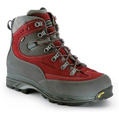 ZAMBERLAN 760 STEEP GT - Specific design to grant best comfort - Hydrobloc® nabuk and split leather upper to enhance protection from the elements and natural breathability - GORE-TEX® lining for utmost protection and breathabilty