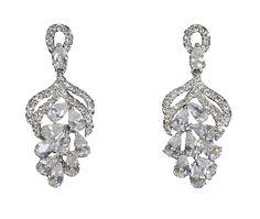 Caprice earrings from Ciao Bella Jewellery ciaobellajewellery.com