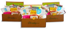 all types of subscription box