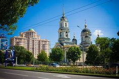 Modern architecture in Donetsk   Современная архитектура Донецка