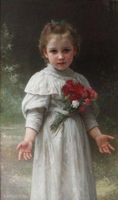 Yvonne-William Adolphe Bouguereau (1825 – 1905, French)