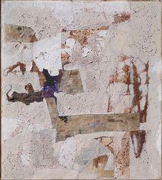 Alberto Burri, Senza titolo, 1952 Tornabuoni Art - La Dolce Vita Courtesy Tornabuoni Art