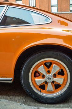 Porsche 911 T - Chelsea, Manhattan
