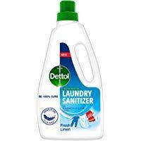 Dettol After Detergent Wash Liquidlaundrysanitizer Fresh Linen