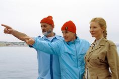 The Life Aquatic With Steve Zissou by Wes Anderson