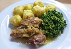 Pomalý hrnec: Recepty - vepřové Czech Recipes, Ethnic Recipes, Mashed Potatoes, Cauliflower, Crockpot, Slow Cooker, Cooking Recipes, Beef, Chicken