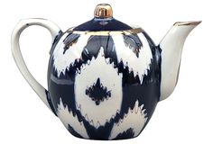 Rilaz Porcelain Teapot on OneKingsLane.com