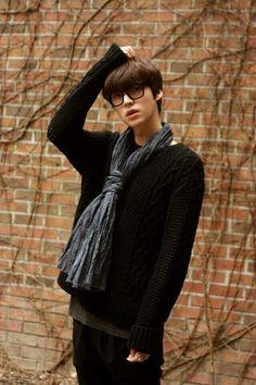 Ahn Jae Hyun. look so cute and sexy in the same time. :)