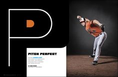 Baltimore Magazine. April 2016. Pitch Perfect. Photography by Mike Morgan.