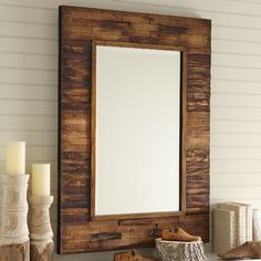 Found it at Joss & Main - Blakely Rectangle Oversized Wall Mirror