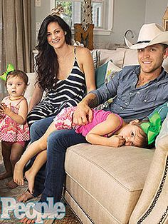 Congratulations to Justin Moore and his wife! They are expecting their third child.