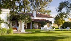 Romantic Boutique Hotel in Argentina 'House of Jasmin'