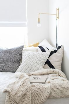 10 Tips for Creating a Charming Guest Bedroom Retreat #ideasdesalas