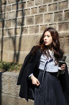 한복 Hanbok : Korean traditional clothes[dress] #modernhanbok 생활한복 // The Goeun