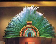 Viena pide pieza de arte plumario por el penacho de Moctezuma