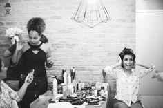 Casamento - Wedding - Rio de Janeiro - Niteroi - Raoní Aguiar Fotografia - Navy - Náutico - Noiva - Bride - Making - Nervous - Ansiedade