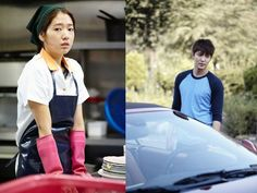 "See behind the Scenes Photos of Park Shin Hye Filming Upcoming K-Drama ""Heirs""   With Lee Min Ho, Choi Jin Hyuk, and Kim Woo Bin"