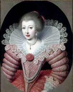 Portrait of a Lady by Marcus Gheeraerts the Younger, early 17th century