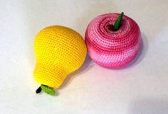 Crochet knit corn-2 Pcs-crochet play food-Crochet vegetables-Handmade toy-eco friendly crochet toy-kitchen decoration-hypoallergenic toy by ChildhoodRainbow on Etsy