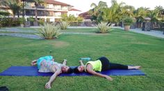 Private Sunset Couple Yoga Class @JW Marriott Guanacaste Resort & Spa
