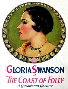 Gloria Swanson in The Coast of Folly