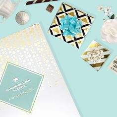 There's a chance to win Renae's titan planner! :) An absolute must-have for those of you, who run a small business ;)