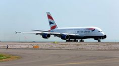 Man vs A380: Bryan Habana races an A380