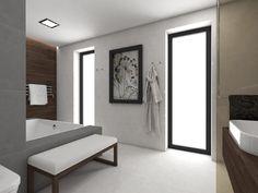 Moderní koupelna CHLOE - vizualizace