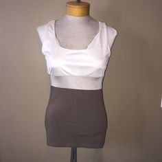 Express Work Blouse Super cute top! Looks great with khaki colored dress slacks. Size small, NWT. Express Tops Blouses