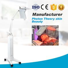 Initiative Photon Pdt Led Light Therapy Facial Mask Skin Care Device For Skin Rejuvenation Whiten Tighten Anti-wrinkle Light Beauty Machine Latest Technology Face Skin Care Tools