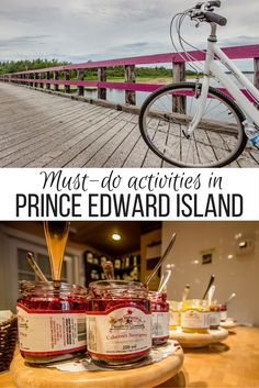 From cycling the Confederation Trail to visiting Anne of Green Gables and exploring the red cliffs, here are 10 must-do activities in Prince Edward Island, Canada.