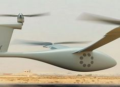 Under contract with NASA, Joby has developed a truly novel VTOL configuration: the Lotus.