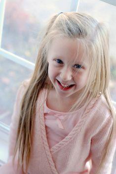 Free Knitting pattern: Child's Ballerina Sweater