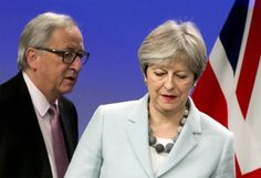 Britse regering heeft eindelijk een raming van wat de Brexit gaat kosten: 40 tot 45 miljard euro