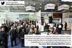 Finland Maritime Pavilion at SMM 2016