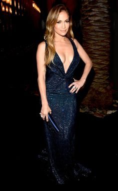 Jennifer Lopez from Celebs at 2014 LACMA Art + Film Gala