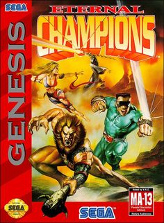 Nine HUGE warriors battle for the right to face the Eternal Champion and win the supreme prize — the life that fate stole. Kick, punch and smash through friends and foes alike in the punishing 32-player tournament.