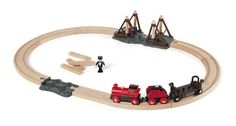 Steam Engine Set - BRIO